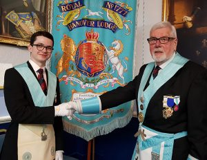 Bro Aaron Flynn 2nd Degree Passing | Derek Fifield Celebrates 25 Years in Freemasonry