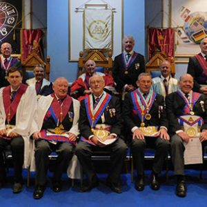 Chapter Installation 15th November 2019